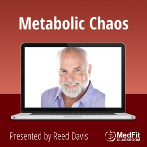 1/22/19 WEBINAR | Metabolic Chaos