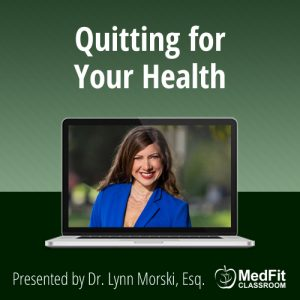 4/2/19 WEBINAR | ​Quitting for Your Health