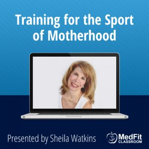 Training for the Sport of Motherhood