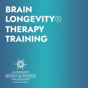 Brain Longevity® Therapy Training