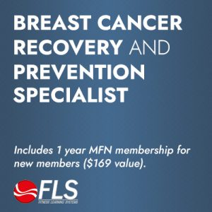 Breast Cancer Recovery and Prevention Specialist Certificate Program