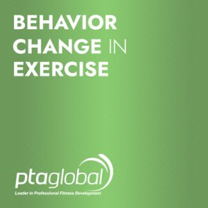 Behavior Change in Exercise