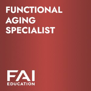 Functional Aging Specialist