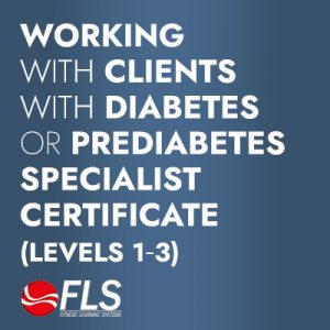 Working with Clients with Diabetes or Prediabetes<br>Specialist Certificate Program (All Modules)