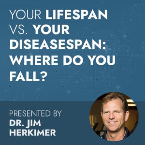 Your Lifespan vs. Your Diseasespan: Where Do You Fall?