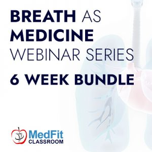 BUNDLE: Breath as Medicine Full 6-Week Webinar Series