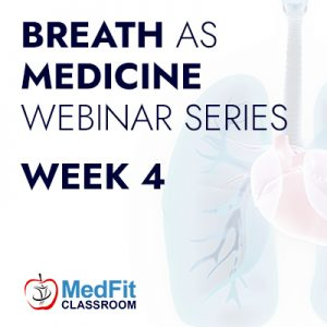 Breath as Medicine, Week 4 | Are You In Recovery: Breath AS Medicine For Active, Sleep & Rest Recovery