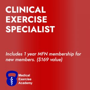 Clinical Exercise Specialist