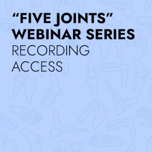 BUNDLE: Five Joints Full Series + Assessment Webinars