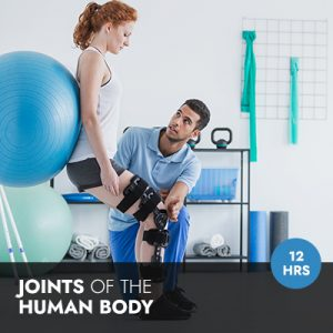 Online Course | Joints of the Human Body: An Exploration of Six Joints and their Wholistic Relationship to the Body
