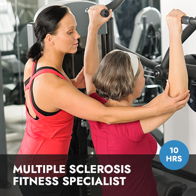 Online Course: Multiple Sclerosis Fitness Specialist