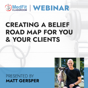 2/23/21 WEBINAR | Creating A Belief Road Map for You & Your Clients