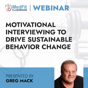 3/23/21 WEBINAR | Motivational Interviewing to Drive Sustainable Behavior Change
