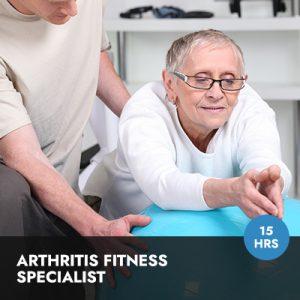 Arthritis Fitness Specialist Online Course