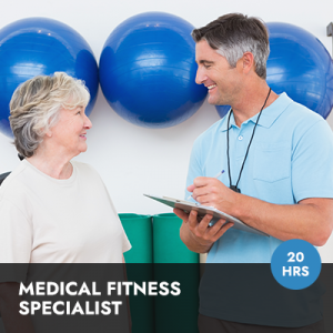 Medical Fitness Specialist Online Course