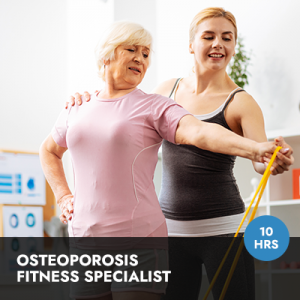 Osteoporosis Fitness Specialist Online Course