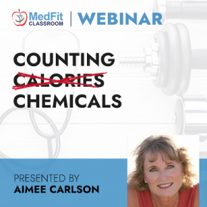 5/11/21 WEBINAR | Counting <strike>Calories</strike> Chemicals