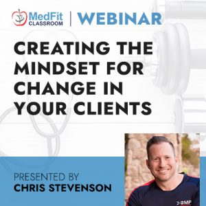 11/2/21 WEBINAR | Creating the Mindset for Change in Your Clients