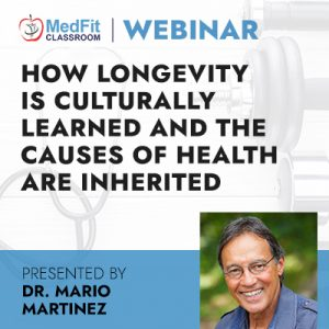 How Longevity is Culturally Learned and the Causes of Health Are Inherited