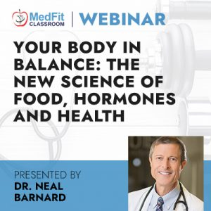 9/21/21 WEBINAR | Your Body in Balance: The New Science of Food, Hormones, and Health
