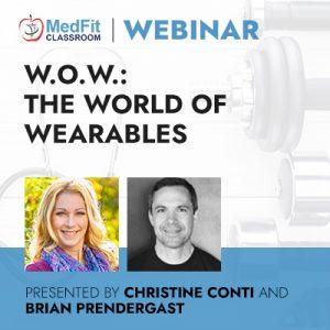 9/28/21 WEBINAR | W.O.W.: The World of Wearables