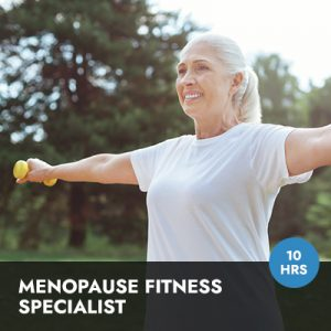 Menopause Fitness Specialist Online Course